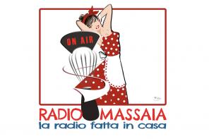 Logo Radio Massaia