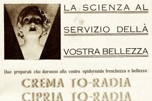 TO-RADIA, OVVERO LA MORTE TI FA BELLA