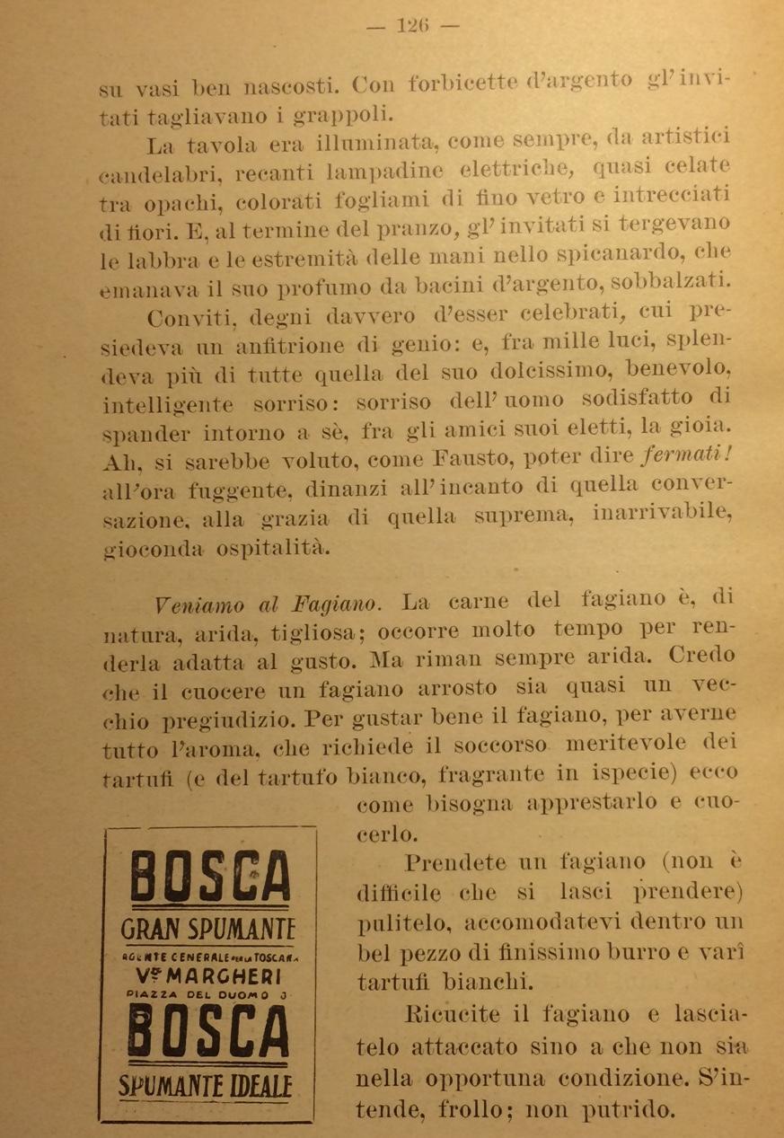 1914 fagiano dannunzio2