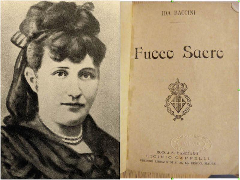 BACCINI FUOCO SACRO