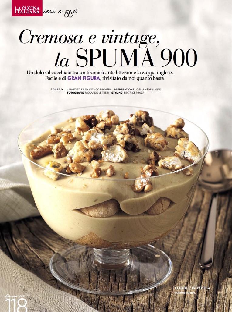 SPUMA900 LCI