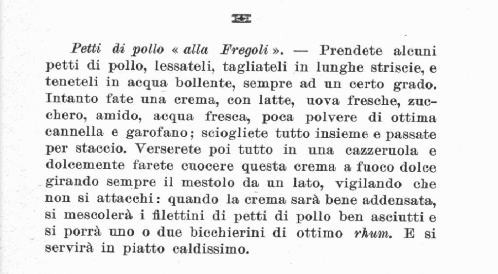 1913 pollo Fregoli