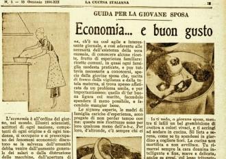 Guida per la giovane sposa_LCI gennaio 1934
